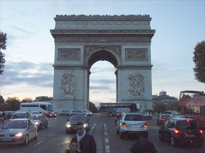 Arc de Triomphe de l