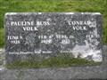 Image for Conrad Volk - Bethany Pioneer Cemetery - Marion County, Oregon