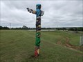 Image for Cherokee Totem Poles - Calumet, OK