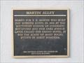 Image for Martin Alley - Pasadena,  California