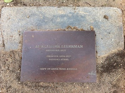 Old Ground Plaque, Los Angeles, CA
