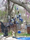Image for Kornthal Church Road Bottle Tree - Jonesboro, Illinois