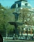 Image for Plaza del Emperador Carlos V Fuente - Madrid, Spain