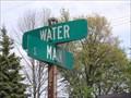 Image for Corner Of Water & Main - Marine City, Mi.