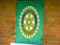 Image for Rotary sign-Beeton-Ontario,Canada