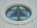 Image for St. Bartholomew's Episcopal Church Stained Glass Window - High Springs, FL