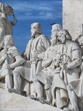 Image for Vasco da Gama on the Monument to the Discoveries  -  Lisbon, Portugal