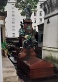 Image for Jacques Offenbach - Montmartre - Paris, France