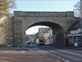 Image for Arch Railway Bridge Over Westgate - Cleckheaton, UK