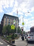 Image for McCarthy Square Flagpole - New York, NY