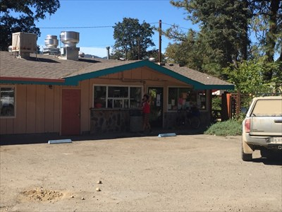 Chief BBQ Smokehouse, Laytonville, California