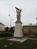 Image for Pomník vojakum Rude armady - Blansko, Czech Republic