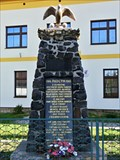 Image for World War Memorial - Ostružno, Czech Republic