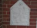 Image for 1956 - AFM cornerstone - Langley SC