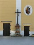 Image for Churchyard Cross - Benešov nad Cernou, Czech Republic