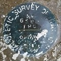 Image for Canada Geodetic Survey 65U196