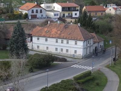 Pamatnik Antonina Dvoraka - Nelahozeves, CZ