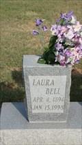 Image for 103 - Laura Bell Waller - Kolb Cemetery - Spencer, OK