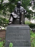 Image for Horace Greeley - New York, NY