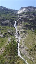 Image for Blattbach-Wasserfall - Saas-Almagell, VS, Switzerland
