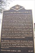Image for LEWES PRESBYTERIAN CHURCH (SC-157) - Lewes, DE