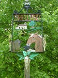 Image for Village Sign - Shelland, Suffolk