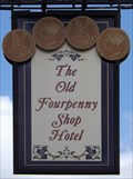 Image for Old Fourpenny Shop Hotel - Crompton Street, Warwick, UK