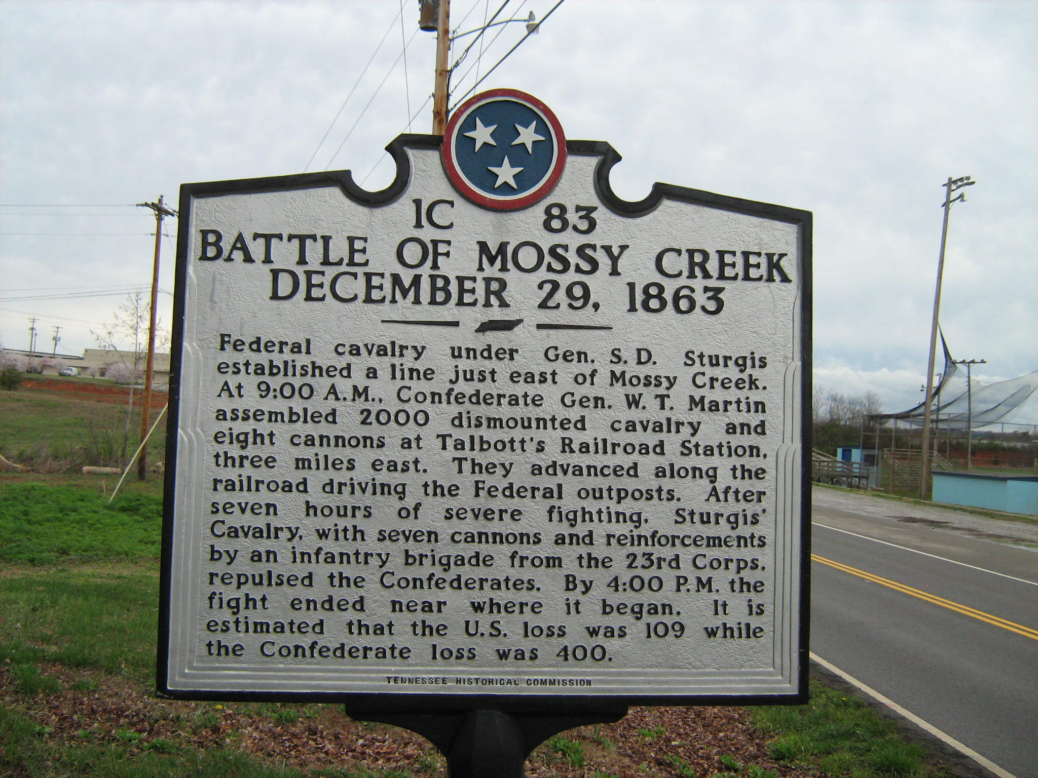 Battle Of Mossy Creek 1c83