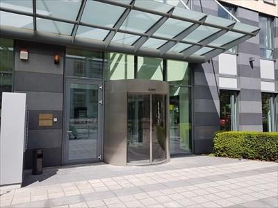 Schweizerisches Generalkonsulat - Eingang