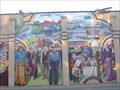 Image for The Wayne History Mural - Wayne, MI