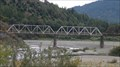 Image for Eel River Railroad bridge - California