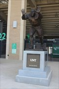 Image for FIRST North Texas State University Player Taken in the First Round of the NFL Draft - Denton, TX