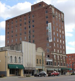Ward Hotel West Garrison Ave Historic District Fort Smith Ar Nrhp Districts Contributing Buildings On Waymarking
