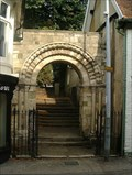 Image for Norman Arch, Marlborough Street, Andover.