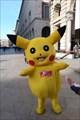 Image for Pikachu in Duomo, Milan, Italy
