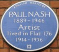 Image for Paul Nash - Bidborough Street, London, UK