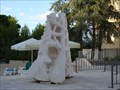 Image for Abstract Sculpture - Hotel Kaktus, Supetar, Croatia