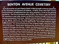 Image for Benton Avenue Cemetery - Helena, MT