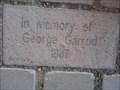 Image for Maricopa Live Steamers Brick Walkway - Glendale AZ