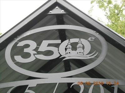 Parc du 350e de Louiseville. 350th park of Louiseville