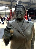 Image for Bessie Braddock, Liverpool Lime Street Station, Liverpool, UK