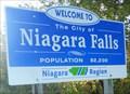 Image for Niagara Falls, Ontario, Canada - Population 82,200
