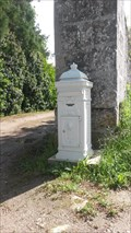 Image for English Post Mailbox - Montlouis - Centre - France
