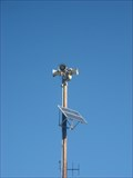 Image for Solar Powered Tsunami Warning Siren - San Francisco, CA