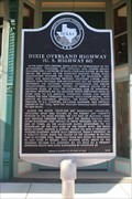 Image for Dixie Overland Highway