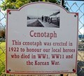Image for Cenotaph - Quesnel, BC