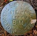 Image for Benchmark 1508J - Rossland, BC