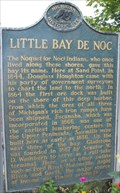 Image for Little Bay de Noc - Escanaba, MI