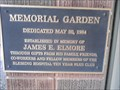 Image for James E. Elmore Memorial Garden - Blessing Hospital - Quincy IL