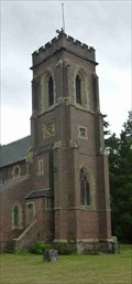 Image for Bell Tower, St Peter's, Cookley, Worcestershire, England